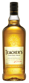 TEACHER'S® Blended Scotch Whisky